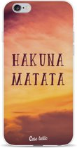 Casetastic Hakuna Matata - Apple iPhone 6 / 6s