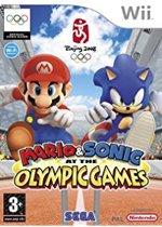 Mario & Sonic op de Olympische spelen (Wii)