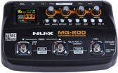 MG-200    NUX amp modeling processor with drum machine and phrase looper