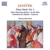 Janacek: Piano Music Vol 2 / Thomas Hlawatsch