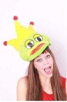 hoed kikkerkoning