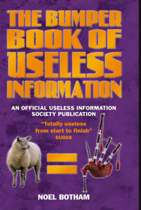 The Bumper Book of Useless Information