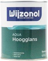 Wijzonol Aqua Hoogglans 2.5L Wit