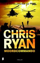 Boek cover Moordcommando van Chris Ryan (Ebook)