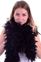 Boa brandveilig deluxe zwart 180cm/