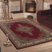 Vloerkleed klassiek Marrakesh perzisch patroon rood 80x150 cm