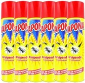 Vapona Kruipende Insectenspray Voordeelverpakking