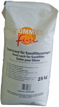Summer Fun Filterzand 0,4 Tot 0,8 Mm 25 Kg