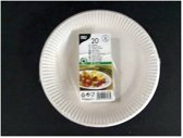 Papstar - Lunchbord - Wegwerp - Karton