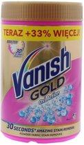 Vanish Gold Vlekverwijderaar - Oxi Action Wit 625 Gram
