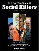 Omslag van 'The Encyclopedia of Serial Killers'
