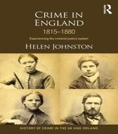 Crime in England 1815-1880