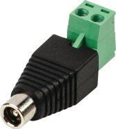 K\xf6nig SAS-PCF10 DC-stekker met connector, female 5X