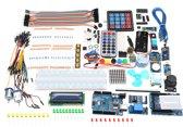 Uitgebreide Arduino Starter Kit V4 - Genuino Starters Set Met Uno R3 Board & Sensors & Uitgebreide Handleiding V4