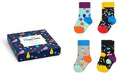 Happy Socks Kids Fruit Salad - 4-Pack Gift Box - Maat 24-26