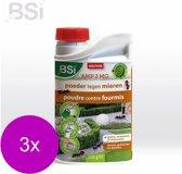 Bsi Amp 2 Mg Poeder Tegen Mieren - Insectenbestrijding - 3 x 200 g