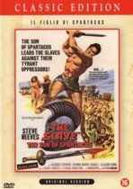 Slave - The Son Of Spartacus (dvd)