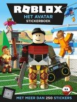 Roblox Ultiem Avatar stickerboek