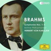 Symphonies Nos.1-4 (Duo Series)