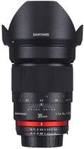 Samyang 35mm F1.4 AS UMC - Prime lens - geschikt voor Fujifilm X