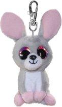 Lumo Stars Bunny Pupu met clip Mini 8.5cm