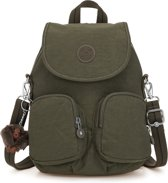 Kipling Firefly Up Rugzak - Jaded Green C