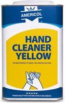Americol handcleaner geel 4,5L - handzeep - Garage zeep