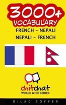 3000+ French - Nepali Nepali - French Vocabulary