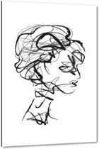 Portretta - 40x60 cm - Anne Waltz - PixaPrint - WE-0006-1