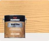 Rambo vloer olie transparant blank 701 2,5 l