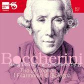 Boccherini: String Trios Op. 1; Symphonies Op. 35