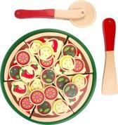 Base Toys Houten Pizza van Smalll Foot Design