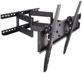 Techly ICA-PLB 147M 55'' Zwart flat panel muur steun
