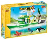 Cobi Wild Story Scientific Boat - 22301