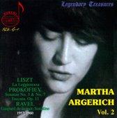 Legendary Treasures - Martha Argerich Vol. 2