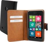 Mobiparts Premium Wallet Case Nokia Lumia 530 Black