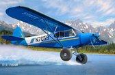 Revell PIPER PA-18 with Bushwheels 1:32 Montagekit Vliegtuig met vaste vleugels