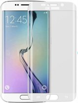 Wit  Samsung Galaxy S6 Edge Tempered Glass Screen Protector
