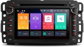 Chevrolet | Buick | GMC | Hummer Android 8.0 Octacore 4GB RAM / 32GB Rom 7 inch scherm
