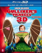 Gulliver's Travels (3D Blu-ray)