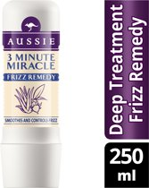Aussie 3 Minute Miracle Frizz Remedy Treatment 250ml - Haarmasker