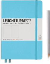 Leuchtturm1917 Notitieboek Ice Blue - Medium - Puntjes