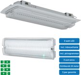 Noodverlichting - vluchtwegverlichting - Inbouw