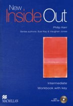 Inside Out Intermediate Workbook Pack with Key New Edition