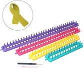 Knitting looms - 6 Delig - Set | Breiraam Set Recht