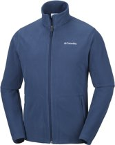 Columbia Fast Trek Light Full Zip Fleece Vest Heren - Carbon
