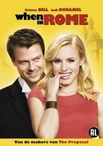 WHEN IN ROME DVD NL