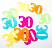 Mega confetti 30 jaar