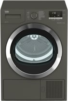 Beko DH8433RXM - Warmtepompdroger - Manhattan Grey