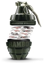Rambo 1 t/m 4 (Grenade Boxset Blu-ray)